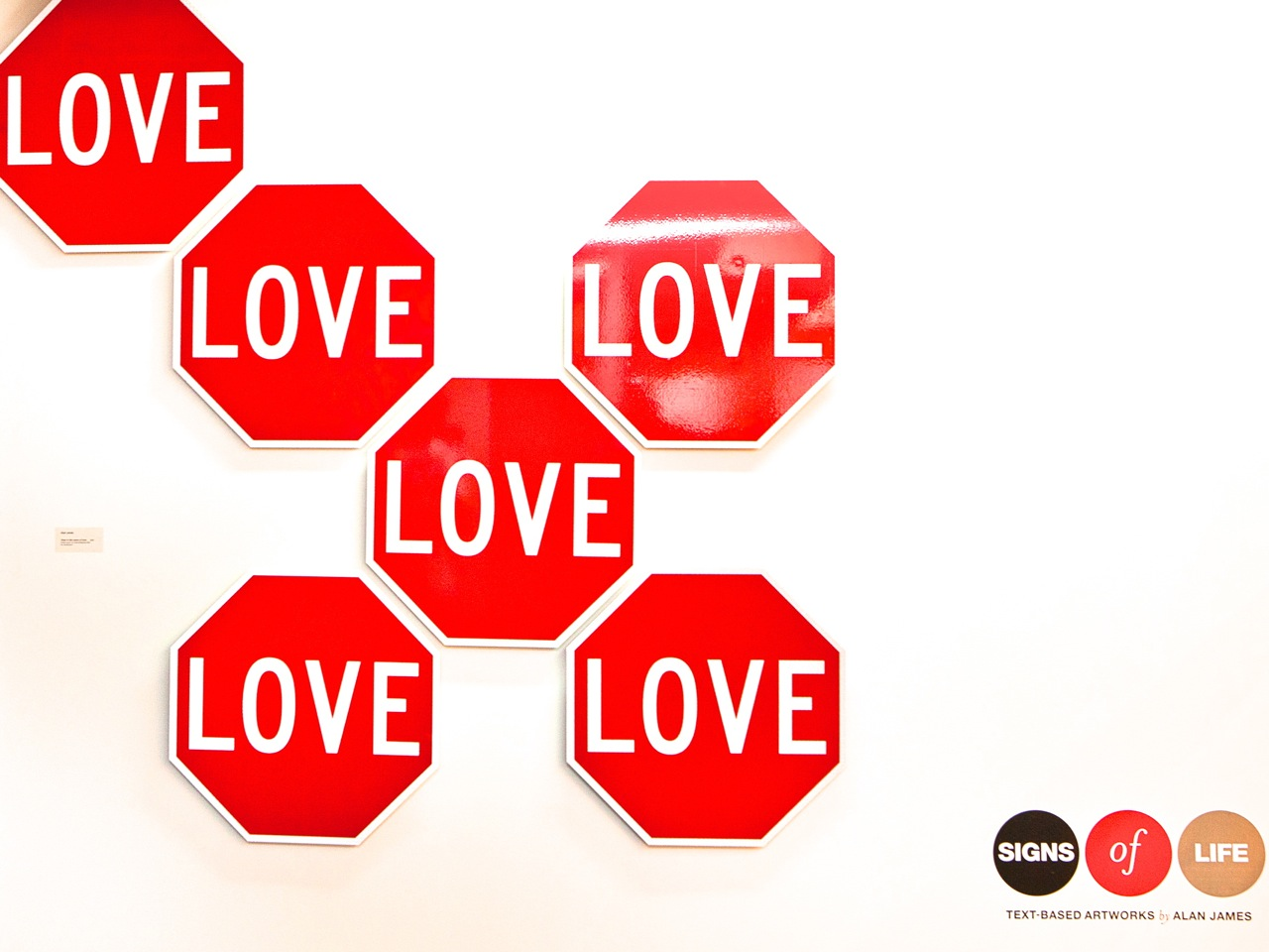 Love Sign - Redland Art Gallery 1