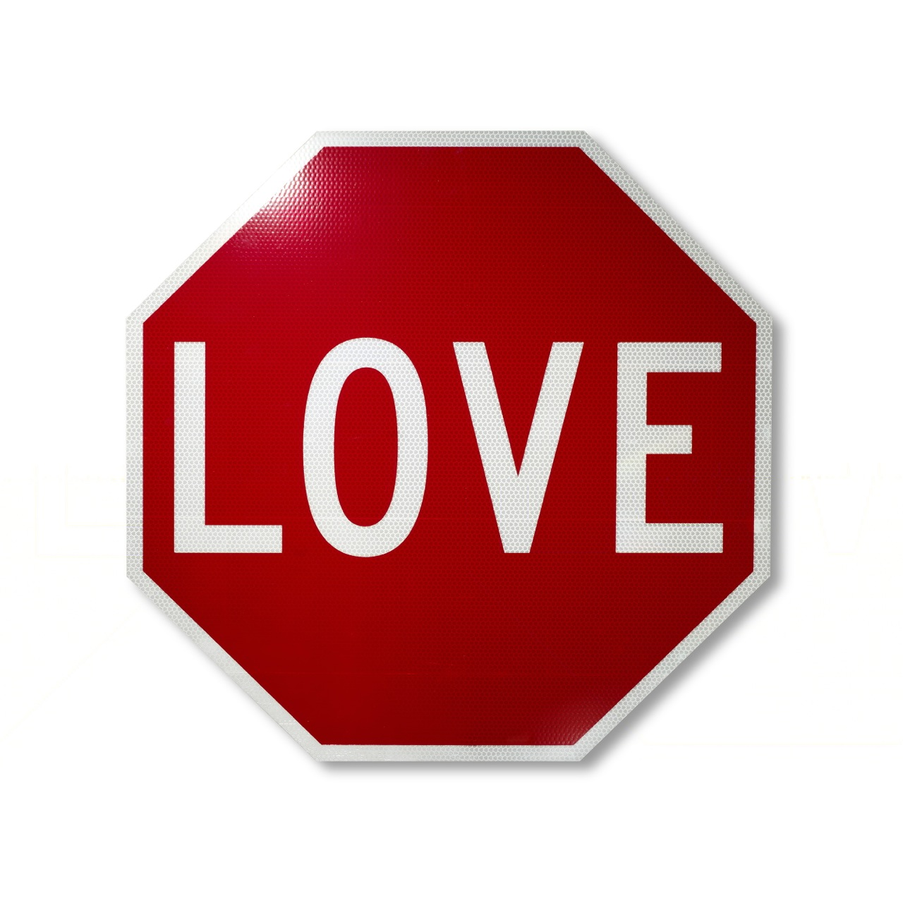 Love Sign - Stop! In the Name of Love - Alan James 2003